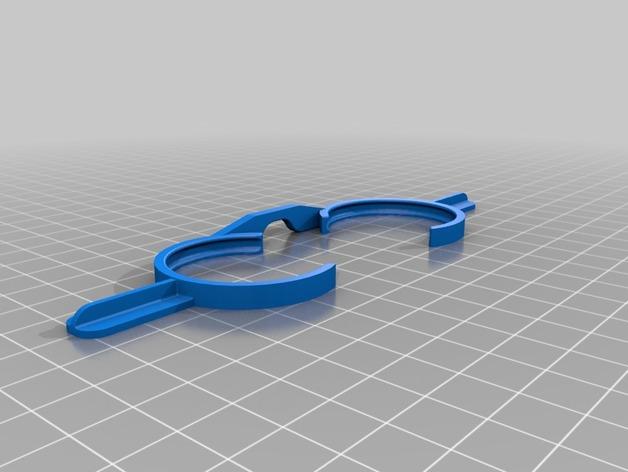 durovis eyepiece holder